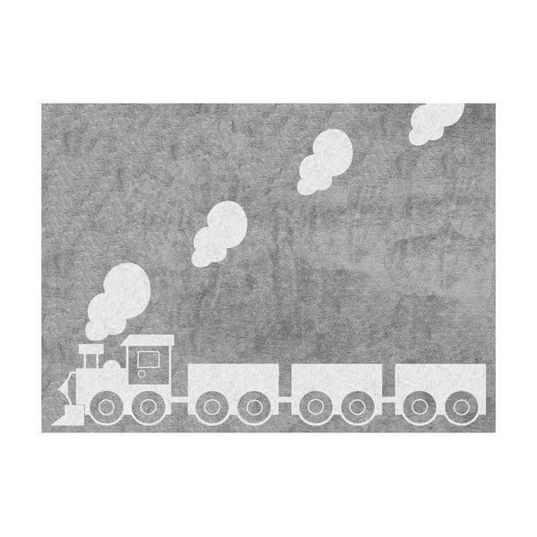 Dywan Tren 160x120 cm, szary