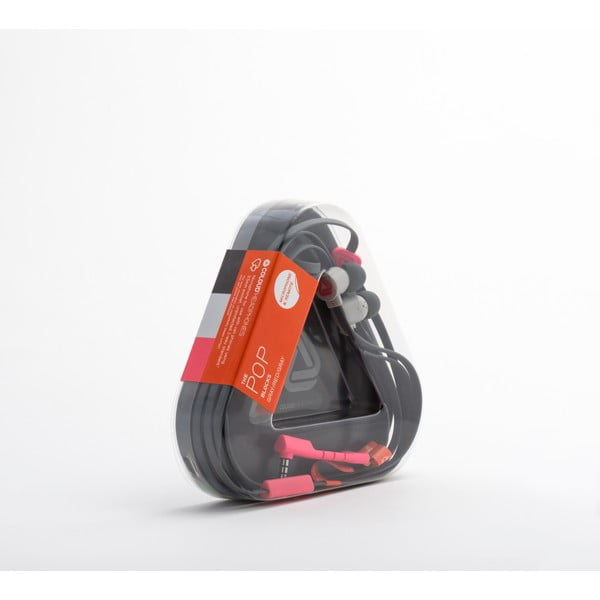 Słuchawki Coloud Pop Grey/Red