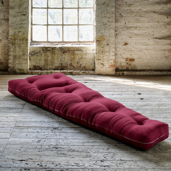 Fotel rokładany Karup Loop Bordeaux