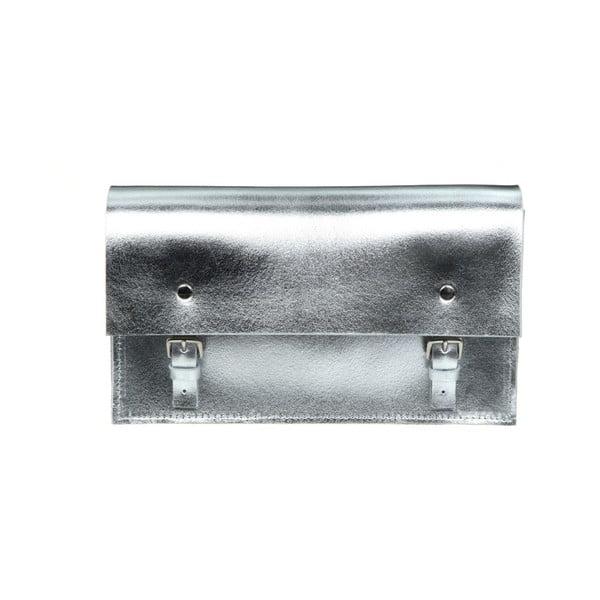Skórzana kopertówka Beresford Silver