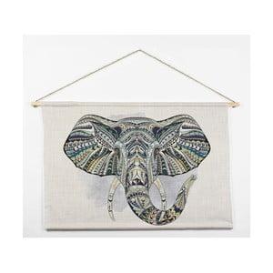 Dekoracja naścienna Tapiz Elephant