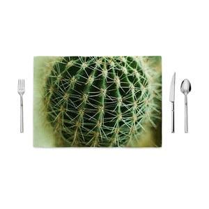 Mata kuchenna Home de Bleu Cactus Zoom, 35x49cm
