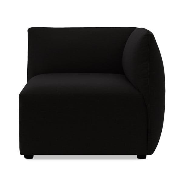 Sofa dwuosobowa VIVONITA Cube Dark Brown