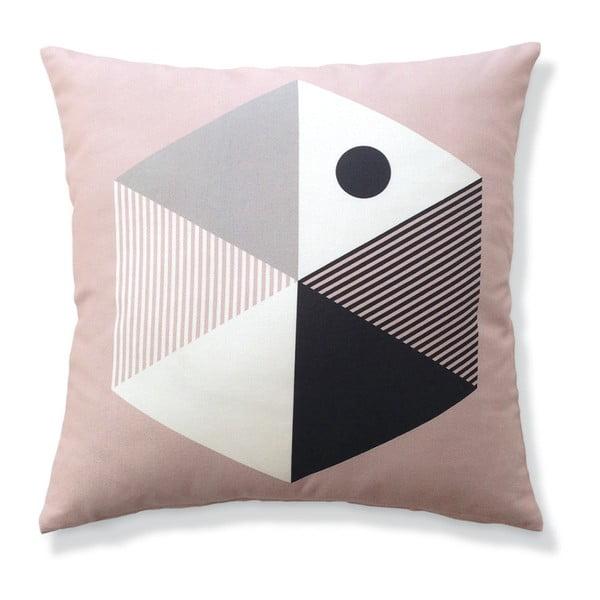 Poszewka na poduszkę Kempink Pink, 45x45 cm