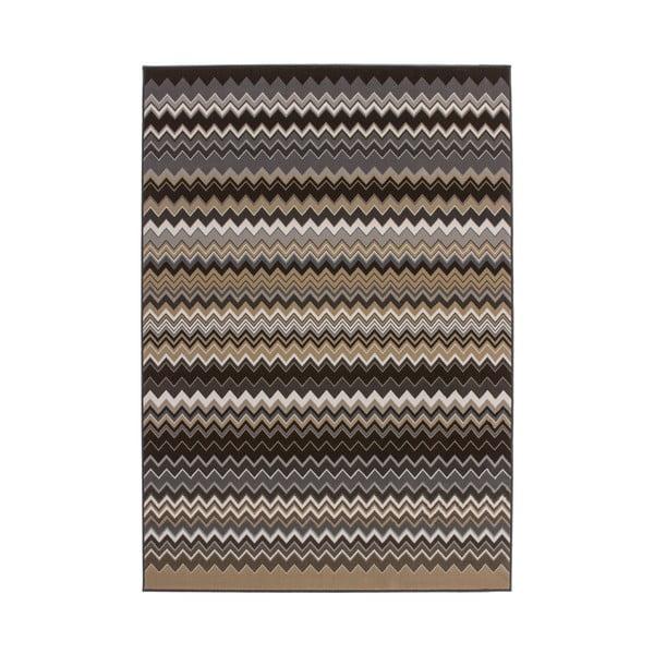 Brązowy dywan Kayoom Stella 700, 80x150 cm