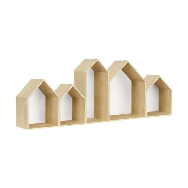 Półka Houses Blanco
