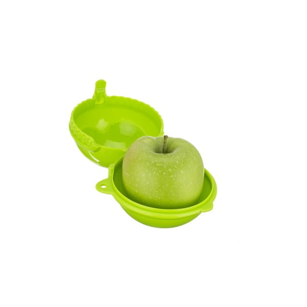 Pojemnik na jabłko Apple, różowy