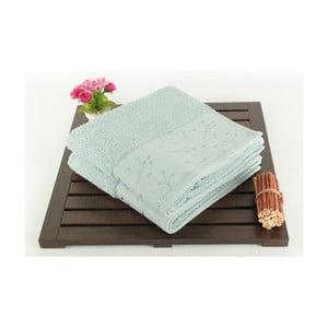 Zestaw 2 ręczników Tomur Blue, 50x90 cm