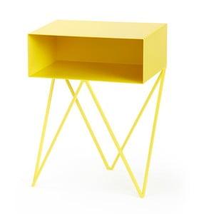 Żółty stolik &New Robot