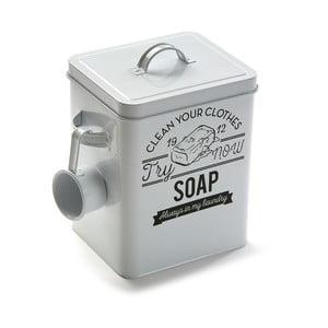 Pojemnik na mydło, biały