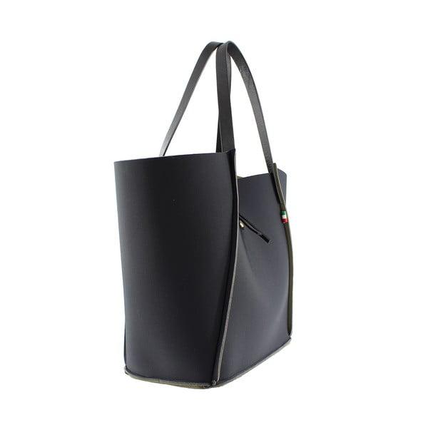 Neoprenowa torebka Fiertes, czarna