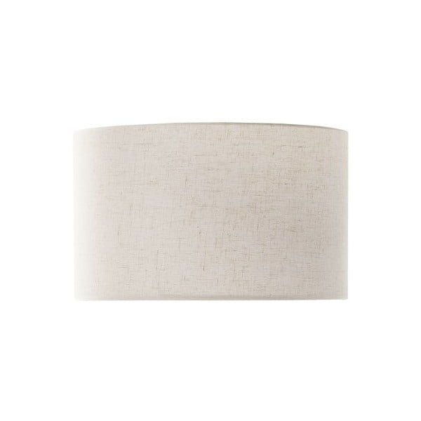 Abażur Big Cylindrical White
