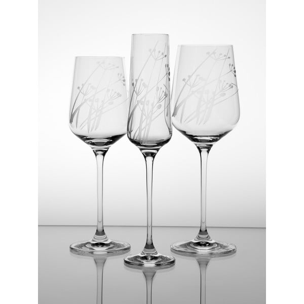 Zestaw 2 kieliszków do białego wina Kminek