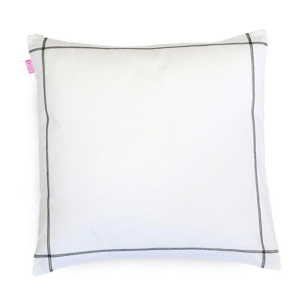 Poszewka na poduszkę Basic Black, 50 x 50 cm