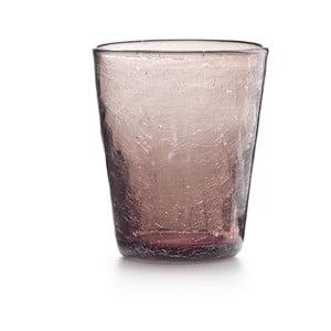 Zestaw 6 szt. szklanek Fade Ice, fioletowe