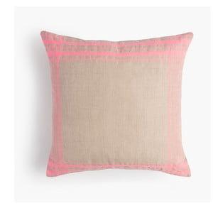 Poszewka na poduszkę Mantel Rosa, 45x45 cm