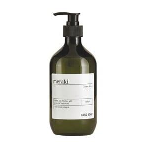 Mydło do rąk w płynie Meraki Linen dew, 500ml