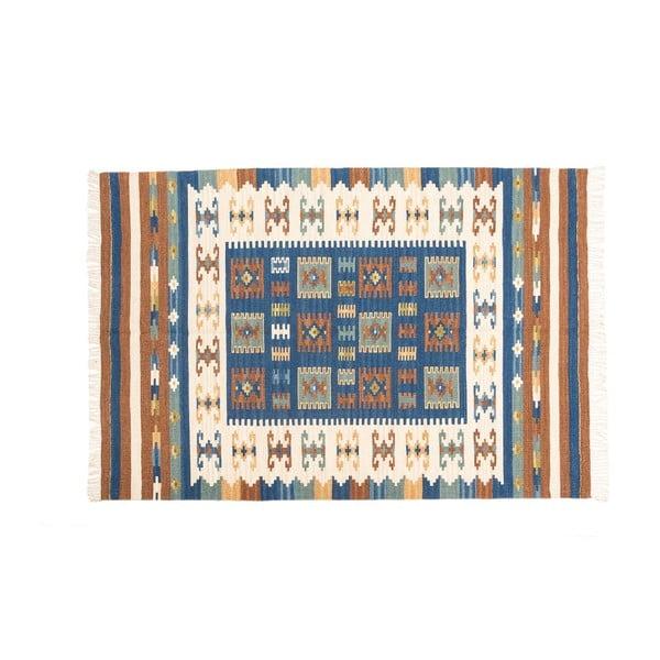 Dywan ręcznie tkany Kilim Dalush 202, 150x90 cm