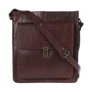 Męska torba skórzana Brook Extra Large Cross-Body Travel Bag