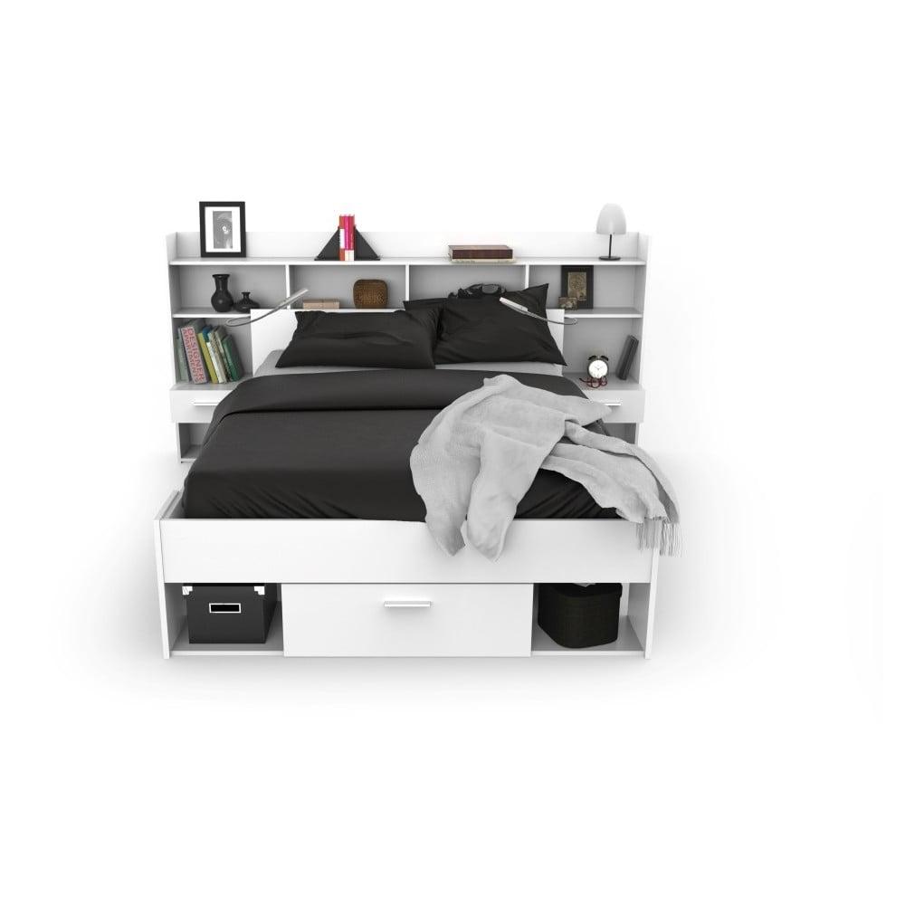 Zagłówek łóżka Z Półkami Demenyere Frank Bonami