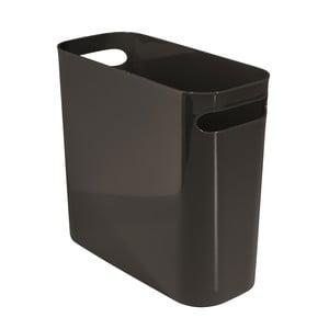 Pojemnik Una Black, 12x27 cm
