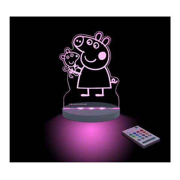 Dziecięca lampka nocna LED Peppa Pig Teddy