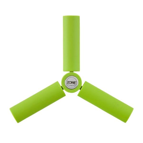 Składana podstawka pod gorące naczynia, z magnesem, zielona
