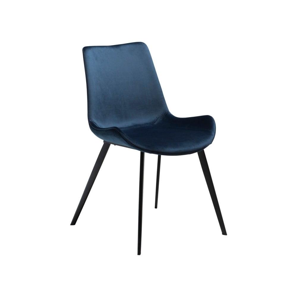 Niebieskie krzesło DAN-FORM Denmark Hype