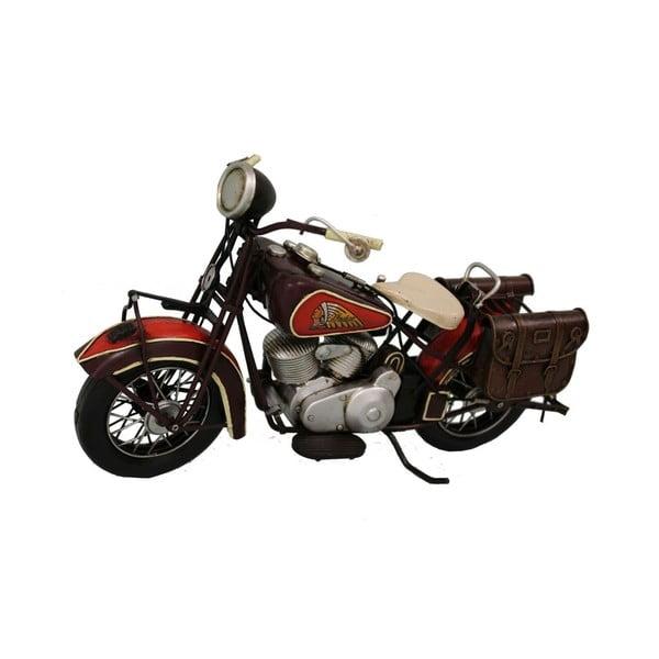 Dekoracja motocykl Motorcycle Red