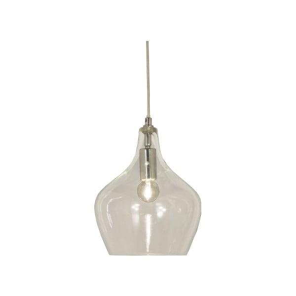 Biała lampa wisząca Scan Lamps Melina