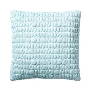 Niebieska poduszka Södahl Airplay, 50x50 cm