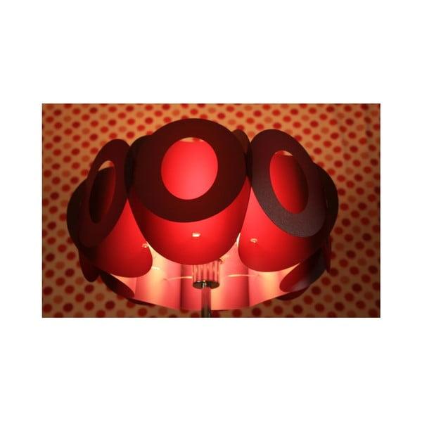 Klosz Oval, czerwony