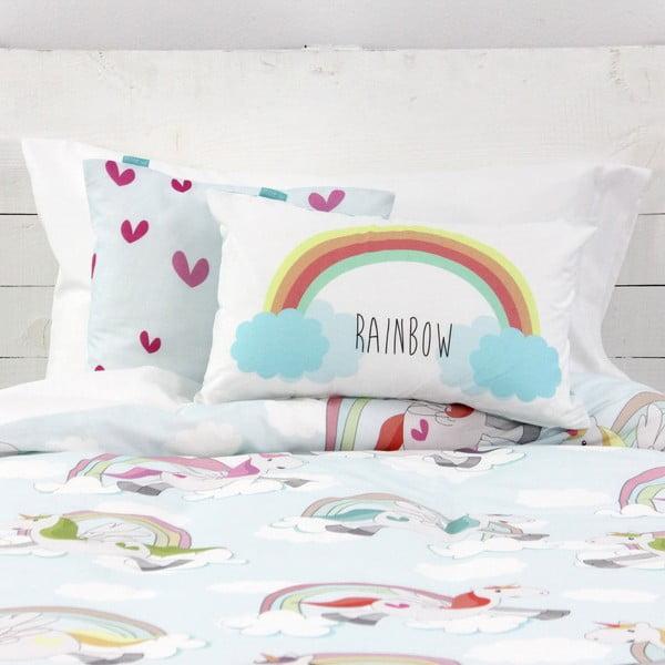 Poszewka na poduszkę Unicorn, 50x30 cm