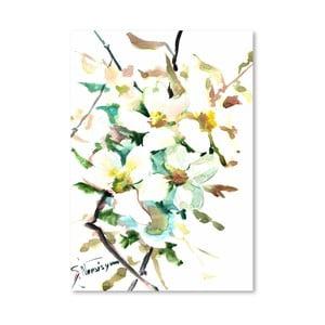 Plakat Dogwood Flowers (projekt Suren Nersisyan)