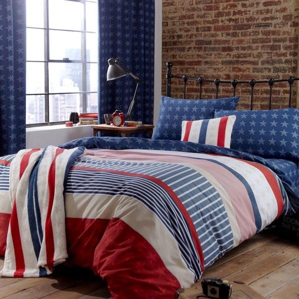 Pościel Catherine Lansfield Stars and Stripes,200x200cm