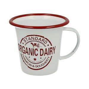 Emaliowany kubek Dairy