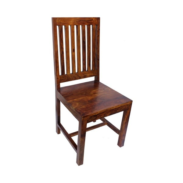 Krzesło z palisandru Indigodecor Brown