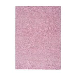 Różowy dywan Universal Hanna, 80x150cm