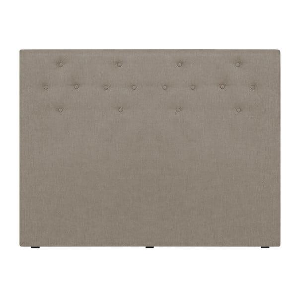 Kremowy zagłówek łóżka Windsor & Co Sofas Phobos, 200x120 cm