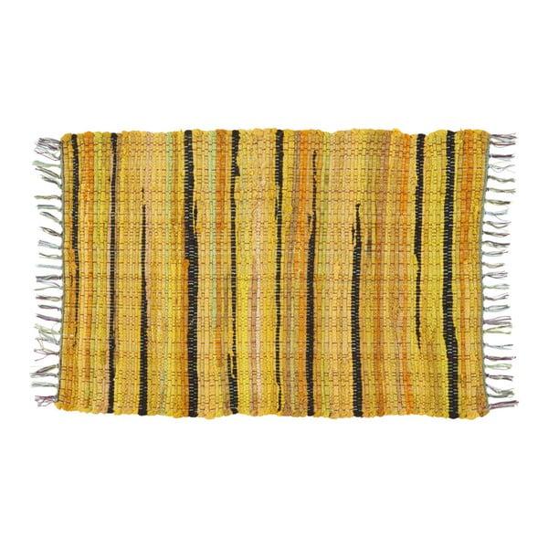 Dywanik Athezza Bana Yellow, 60x90 cm
