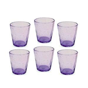Komplet 6 szklanek Cancun Rosa