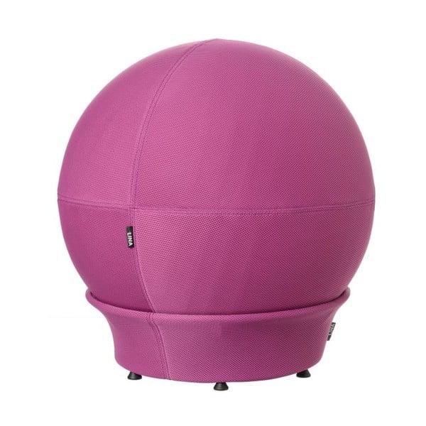 Piłka do siedzenia Frozen Ball High Radiant Orchid, 55 cm