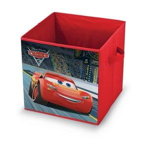 Pudełko na zabawki Domopak Disney Cars, dł. 32cm