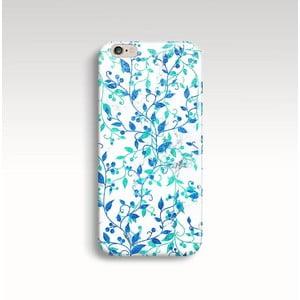 Etui na telefon Marble Floral na iPhone 6/6S