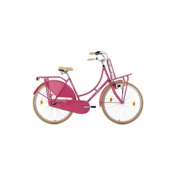 """Rower Tussaud Bike Pink, 28"""", wysokość ramy 54 cm"""