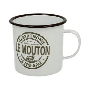 Emaliowany kubek Le Mouton