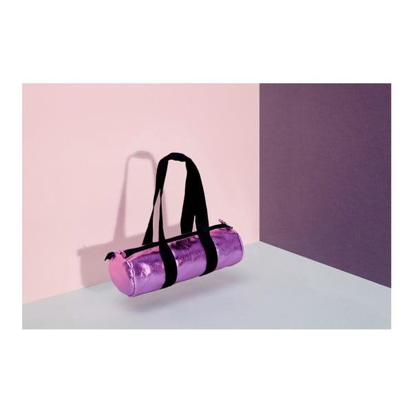 Piórnik DOIY Duffle Bag Glossy Pink