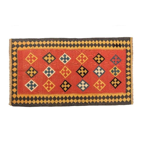 Dywan ręcznie tkany Kilim 20, 189x100 cm