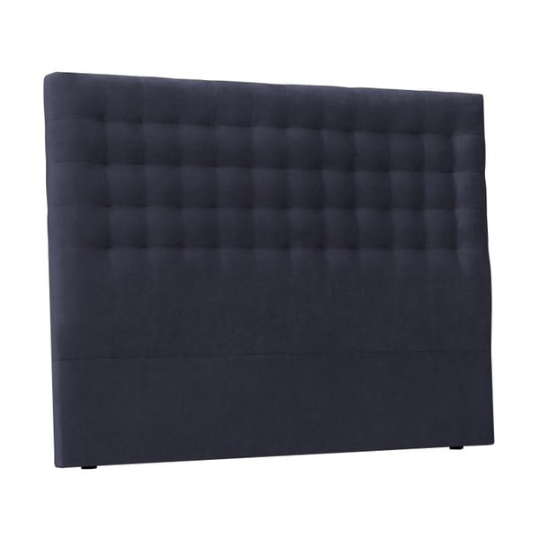 Ciemnoniebieski zagłówek łóżka Windsor & Co Sofas Nova, 200x120 cm