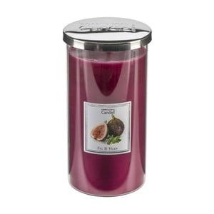 Świeczka zapachowa Fig & Herb Tall, czas palenia 70 godzin